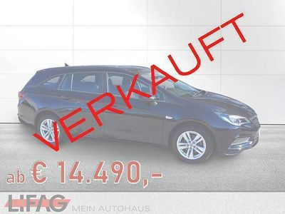 gebraucht Opel Astra ST 1,4 125 Edition *ab € 14.490,-*
