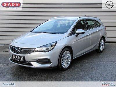 gebraucht Opel Astra ST 1,2 Turbo Direct Inj. Elegance