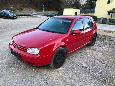 gebraucht VW Golf IV (4), Benzin 1.4L 55kW Klein-/ Kompaktwagen