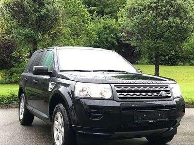 gebraucht Land Rover Freelander 2,2 TD SUV / Geländewagen