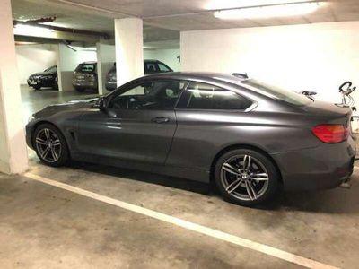 gebraucht BMW 420 4er-Reihe Coupe (F32) Coupe Österreich-Paket Aut