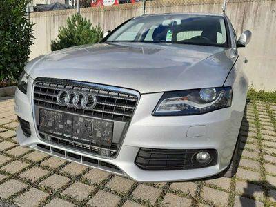 gebraucht Audi A4 Avant 2.0 TDI (Servicegepflegt)
