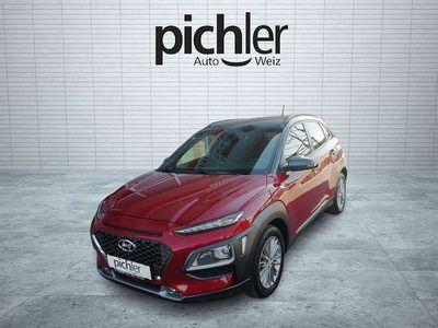gebraucht Hyundai Kona 1,6 T-GDi 4WD Premium SUV / Geländewagen