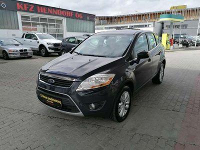 gebraucht Ford Kuga 2,0 Trend 4x4 TDCI DPF Aut. ab € 170 / Monat