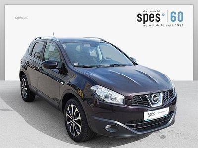 brugt Nissan Qashqai 1,6 dCi I-Way Start/Stop 2WD DPF SUV / Geländewagen,