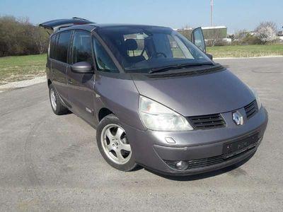 brugt Renault Espace 2.2cdi pik bi 3/19+4 Kombi / Family Van,