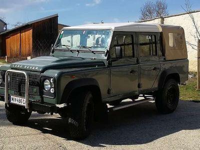 gebraucht Land Rover Defender 110 Station Wagon E 2,4 TD SUV / Geländewagen,