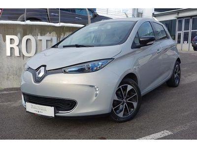 """gebraucht Renault Zoe Intens R240 (Batteriemiete) """"PRIVATVERKAUF"""" Limousine,"""