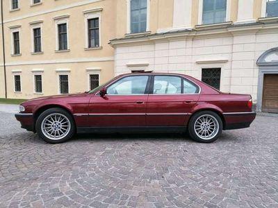 gebraucht BMW 750 7er-Reihe E38 Österreich-Paket Aut.