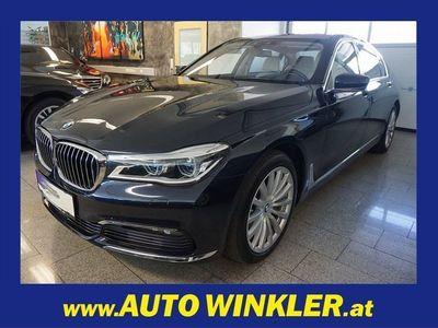 gebraucht BMW 750L i xDrive Aut. Exclusive/Massage/Harman