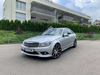 gebraucht Mercedes C320 CDI DPF 4Matic 7G-TRONIC Avantgarde