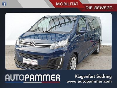 gebraucht Citroën Spacetourer BlueHDI 180 S&S EAT6 XL Feel
