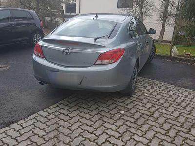 gebraucht Opel Insignia 2,0 CDTI DPF Ecotec