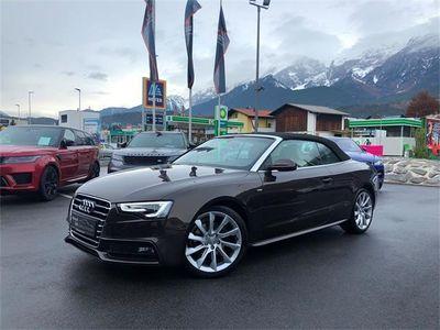 gebraucht Audi A5 Cabriolet quattro 2.0 TDI