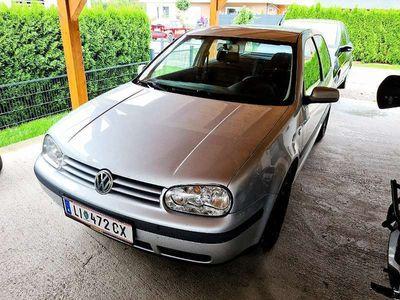 gebraucht VW Golf IV Golf1.4l 16V Klein-/ Kompaktwagen