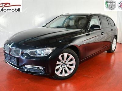 used BMW 320 d xDrive