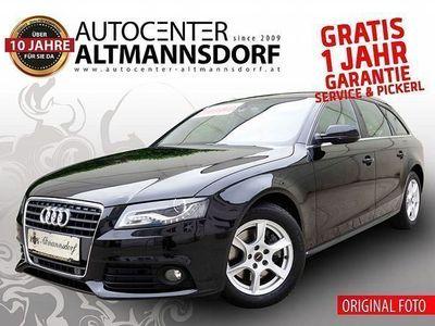 gebraucht Audi A4 Avant 1,8 TFSI Sport Aut.*SOFORT-KREDIT*MOD2012