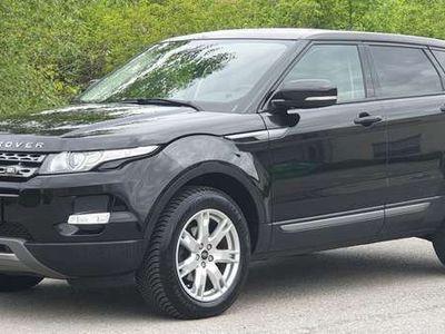gebraucht Land Rover Range Rover evoque Pure 2,2 TD4 Aut. *Navi, Leder, Allrad ...*