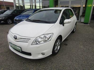 gebraucht Toyota Auris 2,0 D-4D 125 DPF High