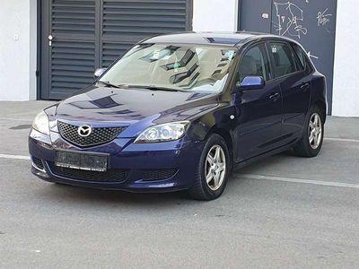 gebraucht Mazda 3 1.6D Sport Limousine