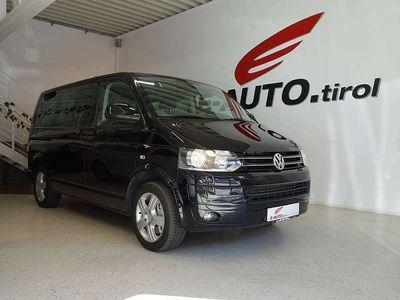 gebraucht VW Multivan T5Edition25 2,0BiTDI 4Motion DSG *SONDERMODELL *T...