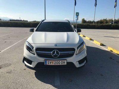 gebraucht Mercedes GLA45 AMG AMG