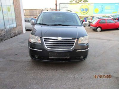 gebraucht Chrysler Voyager 2,8 CRD LUXUS Kombi / Family Van