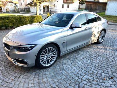 gebraucht BMW 420 Gran Coupé Luxury Line
