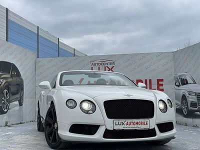 gebraucht Bentley Continental GT Cabrio V8 S BLACK-EDITION/CONCOURS MULLINER