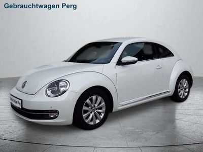 gebraucht VW Beetle Design 16 TDI Navi/Bluetooth/Klimautomatik