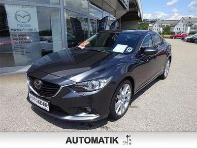 gebraucht Mazda 6 62,5i Revolution Aut. Limousine,