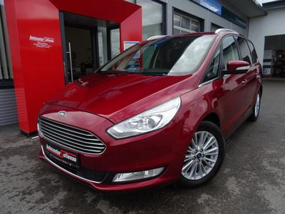 gebraucht Ford Galaxy 2,0 TDCi Titanium Start/Stop Powershift