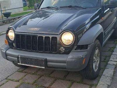 gebraucht Jeep Cherokee 2.8 CRD LIMITED SUV/ AUT. TD SUV / Geländewagen