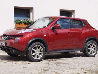 used Nissan Juke 1,6 Acenta CVT **Erstbesitz** SUV / Geländewagen,