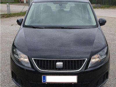 gebraucht Seat Alhambra Reference 2,0 TDI CR 4WD DPF Kombi / Family Van