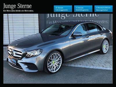 gebraucht Mercedes E220 Limousine Aut. AMG Line,