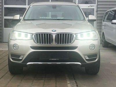 gebraucht BMW X3 xDrive30d Österreich-Paket Aut. SUV / Geländewagen