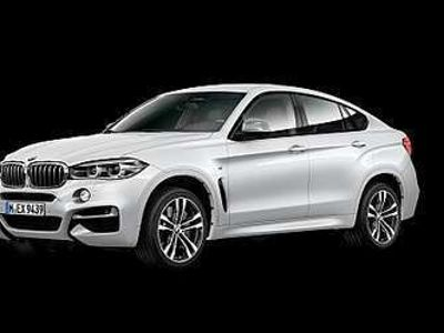 gebraucht BMW X6 M 50d Aut., HiFi, Navi-Pro, Head-Up, STHZ, Kamera, A