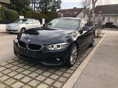gebraucht BMW 418 Gran Coupé 4er-Reihe d Limousine