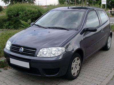 gebraucht Fiat Punto 1.4 benzin Klein-/ Kompaktwagen,
