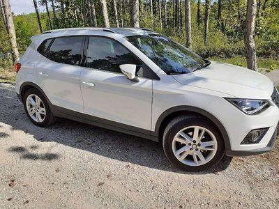 gebraucht Seat Arona FR TSI ACT SUV / Geländewagen