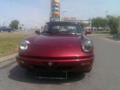 gebraucht Alfa Romeo Spider 2,0
