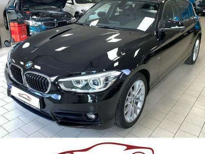 gebraucht BMW 118 1er-Reihe (F20) Sport Line
