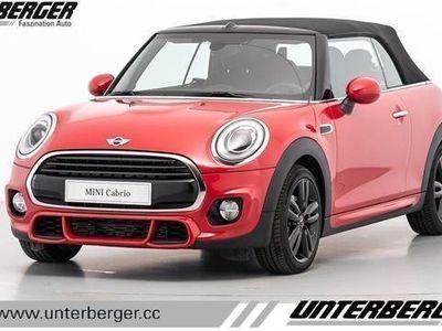 gebraucht Mini Cooper Cabriolet Cabrio Cabrio / Roadster,