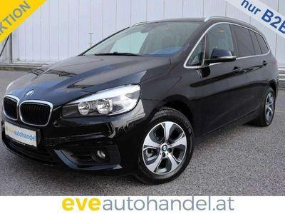 gebraucht BMW 216 Gran Tourer d AUTOMATIK 7 SITZER Advantage Aut.