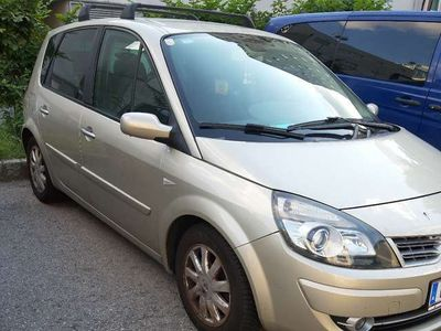 gebraucht Renault Scénic II ScenicException 1,6 16V