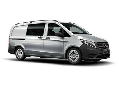 gebraucht Mercedes Vito 116 CDI BusinessVan Classic 7G-Tronic lang