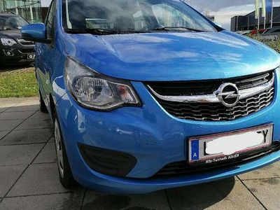 gebraucht Opel Karl Ecotec Edition 1,0 Eco Paket Klein-/ Kompaktwagen