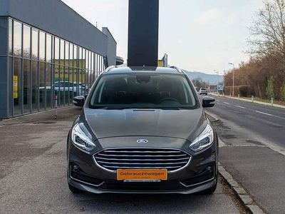 gebraucht Ford Galaxy 1,5 EcoBoost Titanium Kombi / Family Van