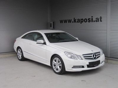 brugt Mercedes E350 PKWCoupe